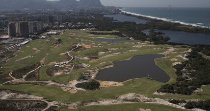 Newly reintroduced to Olympics, golf could be gauge of Rio's success