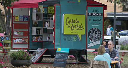 Seven innovative mobile libraries and the people who created them