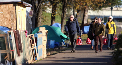 Why Portland plans to end pilot program for the city's homeless