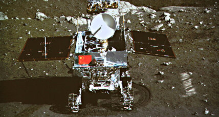 Some grieve as China says goodbye to its Jade Rabbit moon mission