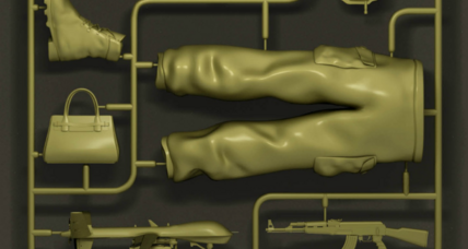 'Anatomy of a Soldier' tells a warrior's story, as seen by 45 inanimate objects