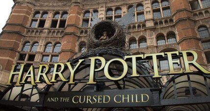 Explosive sales for newest 'Harry Potter' tale: 2 million and counting
