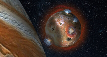 Scientists take a closer look at Io's collapsible atmosphere