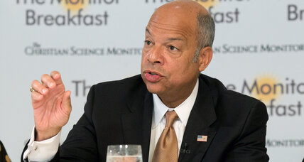Homeland Security chief weighs plan to protect voting from hackers
