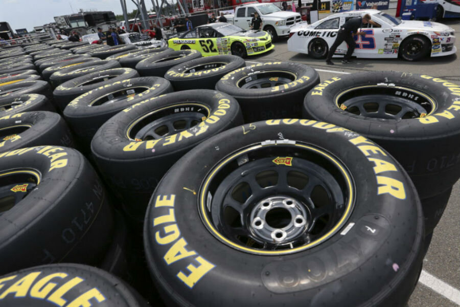 Why tire sealant may not be the solution - CSMonitor com