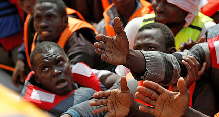 Europe migrant crisis sees spike in deadly Mediterranean crossings