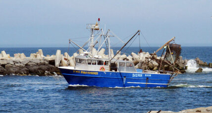 Fishing communities find economic power doing business together