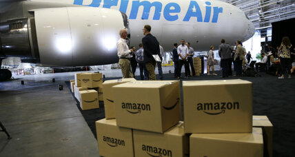 Amazon unveils Prime Air, its new cargo plane