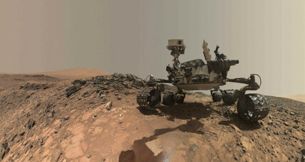 Astronomical anniversary: Curiosity rover celebrates four years on Mars