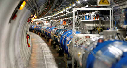 Oops. We didn't actually find a new particle, say disappointed physicists