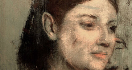 Degas' mysterious portrait revealed: How X-rays help 'find' old artwork