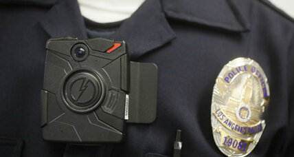 How police departments are ensuring the use of body cameras