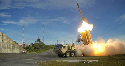 China and South Korea trade barbs over US missile-defense system