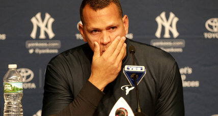 Alex Rodriguez to play final major league game next Friday
