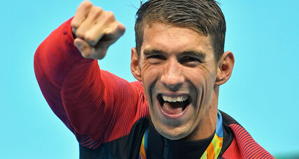 With 19th gold medal, Michael Phelps on course for Olympic sweep