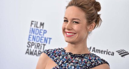 Brie Larson preps for 'Captain Marvel,' studio's first solo-lead superhero lady