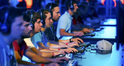 Study: Video games beat Facebook at improving test scores