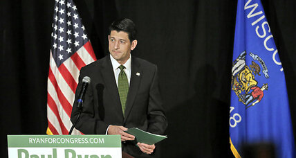 Paul Ryan wins Wisconsin primary in landslide. Any lessons for Trump?