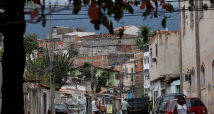 The other side of Rio: City of God struggles in shadow of Olympic Games