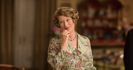 'Florence Foster Jenkins' star Meryl Streep: 'Except maybe for Julia Child, I've [n]ever played anybody with so much joie de vivre'