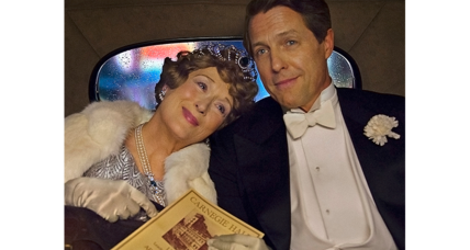 In 'Florence Foster Jenkins,' life is more important than art