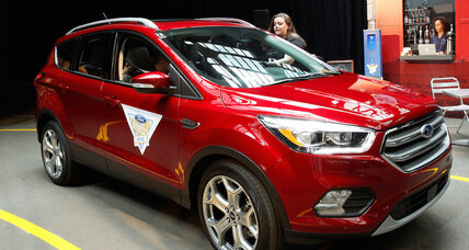 2017 Ford Escape improves crash test performance, but still isn't 'good'