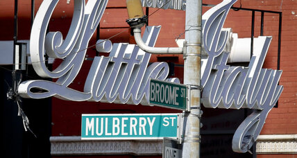 Rooster who? Little Italy residents shrug at mafia turf claims