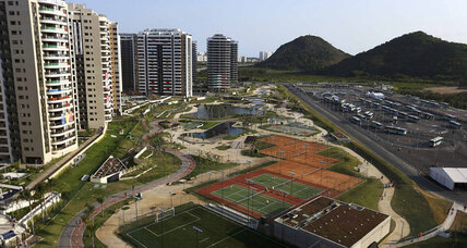 Could Olympic food waste help Rio's residents?