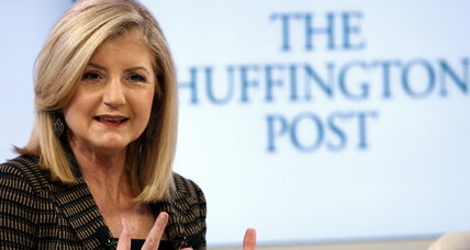 Why Arianna Huffington is leaving The Huffington Post