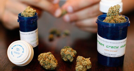 Why the federal government still rejects marijuana as medicine