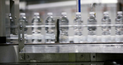 Why Americans are buying more bottled water than soda this year