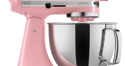 Fifteen ways to hack your KitchenAid stand mixer