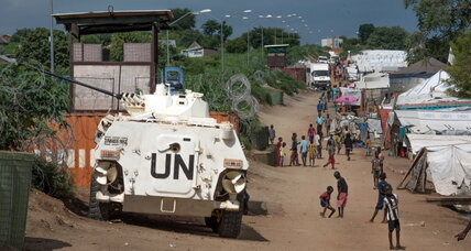 South Sudan rejects UN proposal to send more peacekeepers