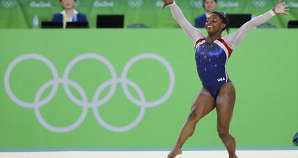 Why Belize is celebrating the Olympic victories of USA's Simone Biles