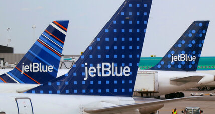 JetBlue diverts flight after 20 injured during heavy turbulence