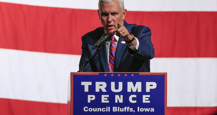 Mike Pence is an experienced tax cutter