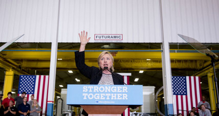 Humanizing Hillary: Why it's such a challenge for her