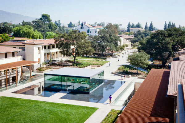 Pitzer College: Black students seek nonwhite roommates ...