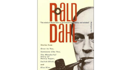 Roald Dahl: back in the spotlight