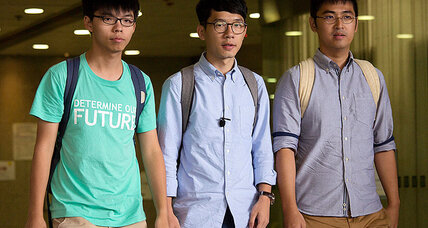 Hong Kong's 'Umbrella Movement' leaders avoid jail time
