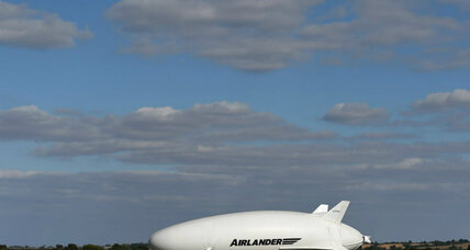 Airlander 10 delay: Why the rebirth of dirigibles was put on pause