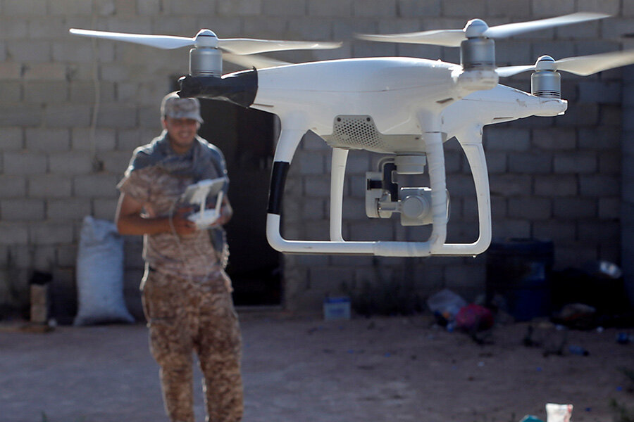 How off-the-shelf drones are changing war in Syria and