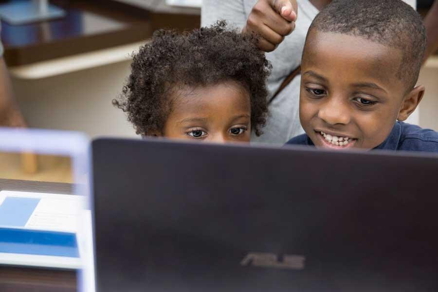 Schooling Kids At School