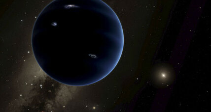 Scientists spot 'rebellious' object orbiting beyond Neptune