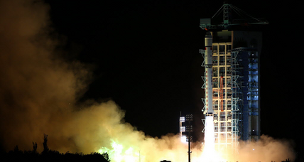 China's quantum satellite: The key to hacker-proof communication?