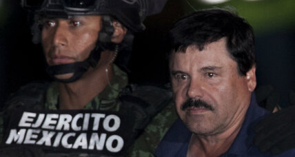 Are new drug lords trying to take over the reign of 'El Chapo'?