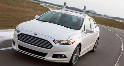 Look ma, no hands – or feet! Is Ford winning the autonomous car race?