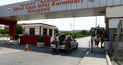 Why Turkey's post-coup crackdown is good news for some prisoners