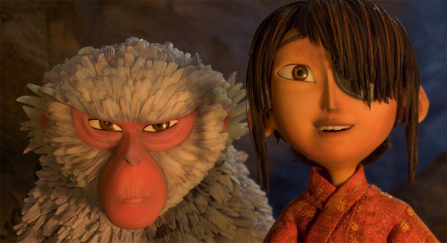 'Kubo and the Two Strings' is propelled by imagination rather than might