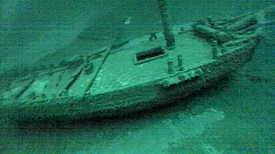Second-oldest Great Lakes shipwreck offers a rare window into the past